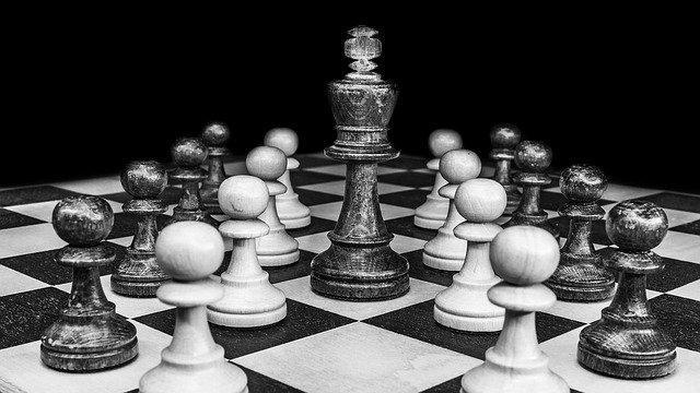 šachové papíry