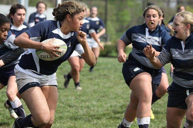 ženské rugby