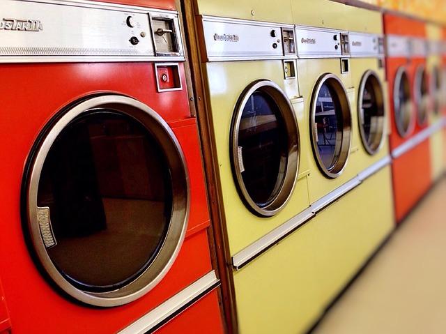 veřejná prádelna