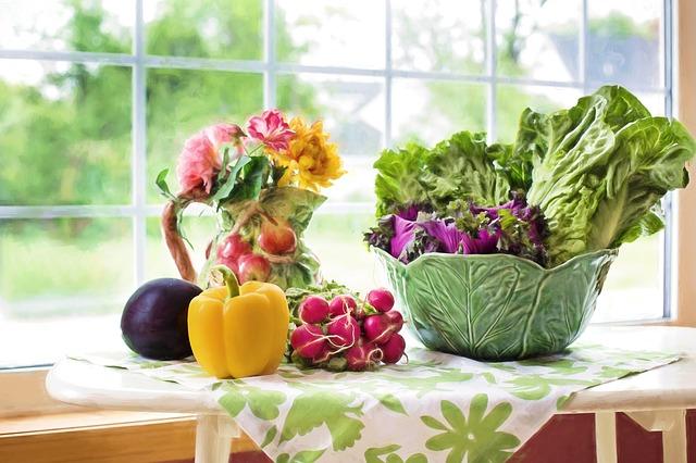 chutná zelenina